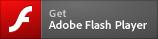 Adobe Flash Playerのダウンロードはこちらから